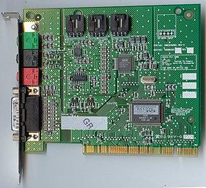 Ensoniq AudioPCI - Ensoniq AudioPCI