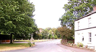 Aughton, Lancashire - Image: Aughton