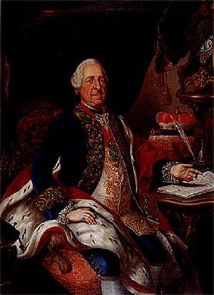Augustus George, Margrave of Baden-Baden - Image: August Georg Simpert von Baden Baden
