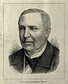 Auguste Nélaton. Wood engraving by (W. B.) after Reutlinger. Wellcome V0004241.jpg