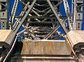 Aurora Bridge in Fremont, Seattle - view of supports from below.jpg