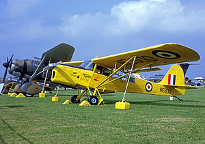 Auster AOP.6 - Auster Antarctic WE600 used by the Commonwealth Trans-Antarctic Expedition,