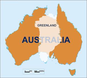 Carte Australie Inversee.Representations Et Cartes Du Monde Representation Wikiversite
