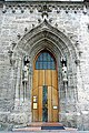 Austria-00344 - Door of St. Francis Church (19555300710).jpg