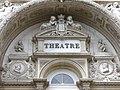 Avignon-Theatre-Wirkungsstätte des Theaterdichters & Schauspielers der klassischen frz. Komödie Moliere 1622-1673 &Pierre Corneille-bedeutender Dramatiker.JPG