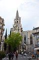 Avignon - église Saint Pierre clocher.jpg