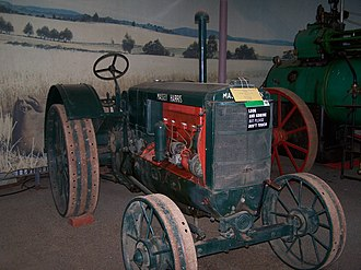 Avondale Agricultural Research Station - A display in the museum