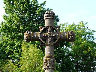 croix de cimetière de Fohet