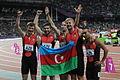 Azerbaijani athletics team at the 2012 Summer Paralympics 2.JPG