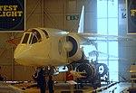 BAC TSR-2, Royal Air Force Museum, Cosford. (34792777451).jpg