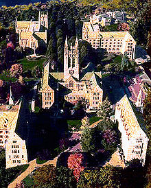 The Gasson Quad