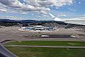 BGO AIRPORT BERGEN FROM FLIGHT BGO-AMS KLM EMB 190 (14610213400).jpg
