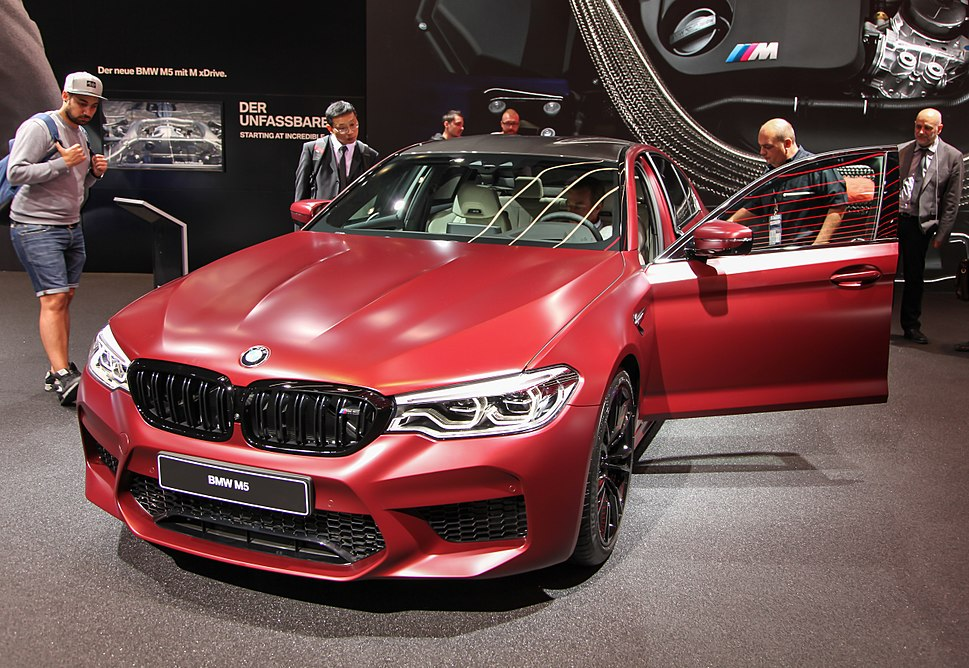 BMW M5 First Edition IMG 0360
