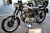 BSA ZB32GS Gold Star uit 1949