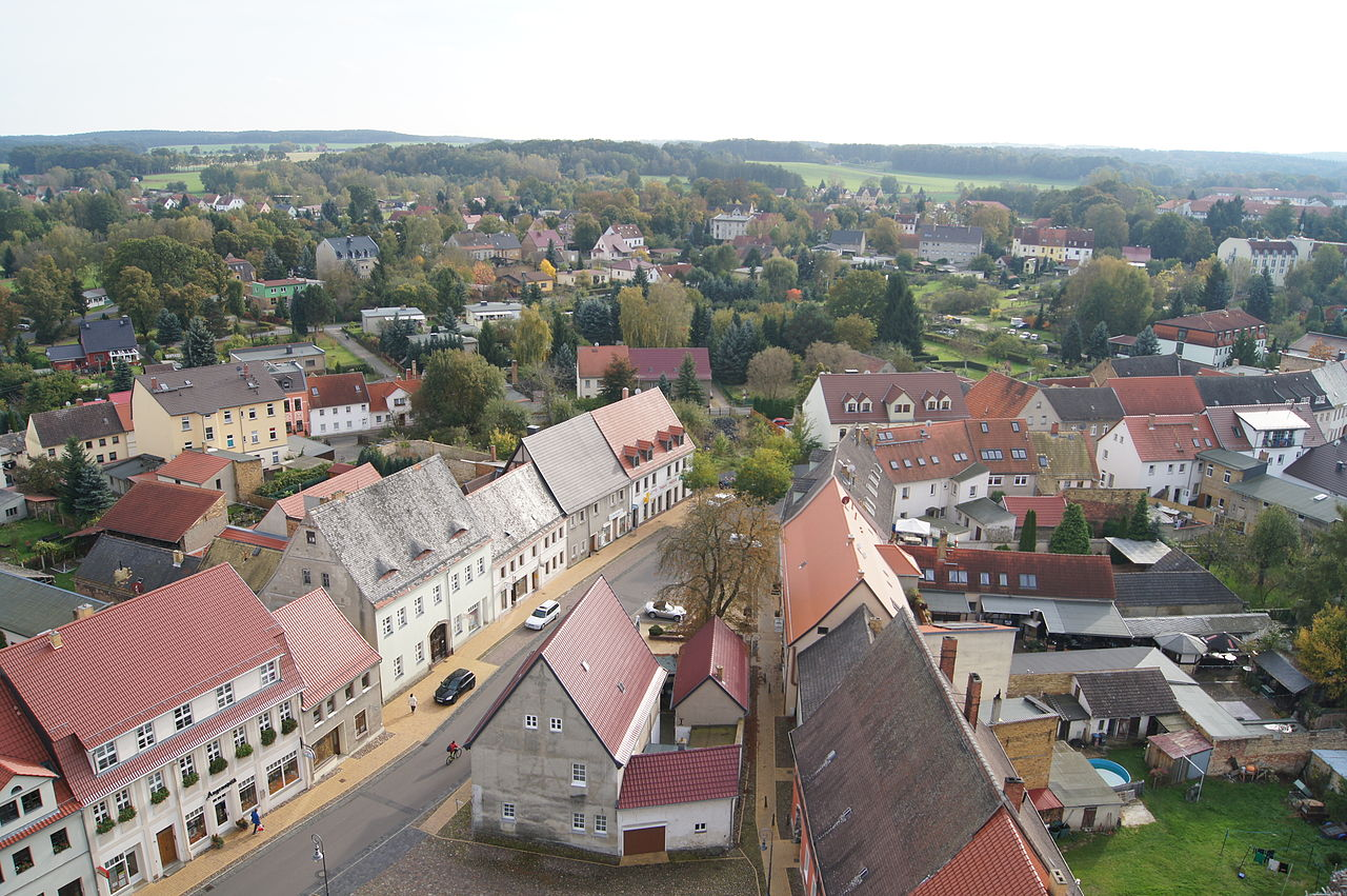 Bad Schmiedeberg Germany  city photo : Bad Schmiedeberg Nikolaikirche 2014 10 18 017 Wikimedia ...