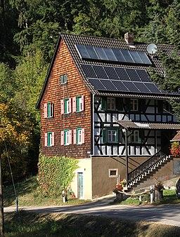 Gaisbach in Baden-Baden