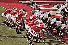 Wisconsin Badgers Football Wikipedia