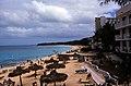 Bahamas 1988 (283) Paradise Island Cabbage Beach (24037772332).jpg