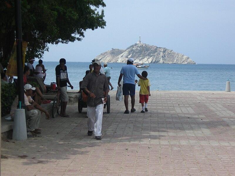 Archivo:Bahia de Santa Marta.JPG