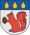 Coat of arms of Baldone