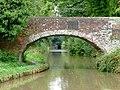 Ball's Bridge (No 58) near Shrewley, Warwickshire - geograph.org.uk - 1709858.jpg