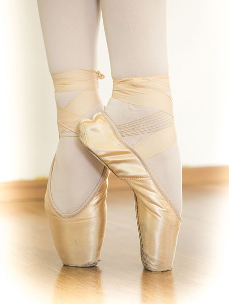 File:Ballet shoes (Russian ballet school М. Исаева).jpg