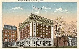 Bancroft Hotel - Image: Bancroft Hotel