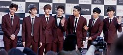 Bangtan Boys at 23rd Seoul Music Awards.jpg