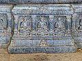 Barabar Caves - Buddha Statue Base (9224569375).jpg