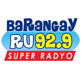 DYRU Radio station in Kalibo, Philippines