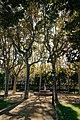 Barcelona - Parc de la Ciutadella - View SW on the Font de la Guineu Fountain 1882 by Eduard B. Alentorn.jpg