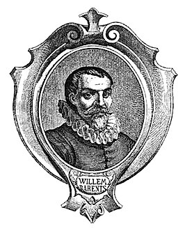 Willem Barentsz of Barents