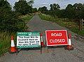Barkestone Lane near Bottesford, Leicestershire - geograph.org.uk - 973744.jpg