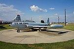 Barksdale Global Power Museum September 2015 28 (Lockheed T-33A Shooting Star).jpg
