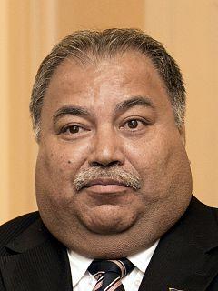 Baron Waqa Nauruan politician