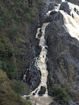 Barron Falls 2 - Cairns, Queensland, Australia