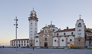 Virgin of Candelaria - Basilica of Candelaria (Tenerife)