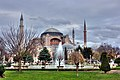 Basilica de Santa Sofia (532-537), Istambul (Exterior del conjunt).jpg
