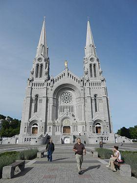 Image illustrative de l'article Basilique Sainte-Anne-de-Beaupré