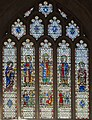 Bath Abbey, Stained glass window (21880969666).jpg