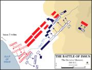 Battle issus decisive