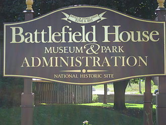 Battlefield House (Stoney Creek) - Image: Battlefield Museum