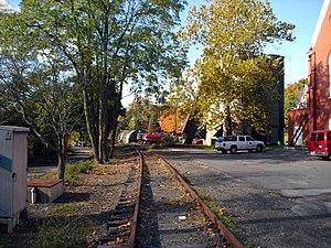 Beacon Line - Beacon Line, Churchill Street, Beacon, New York