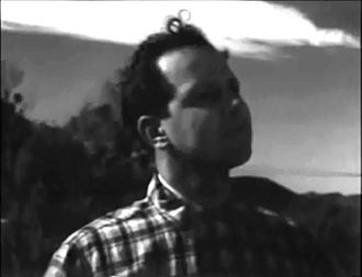 Conrad Brooks - Brooks in The Beast of Yucca Flats (1961)
