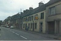 Beaumont-Hague, la rue principale.jpg