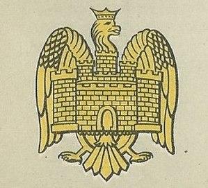 Bedfordshire Yeomanry - Image: Bedfordshire Yeomanry badge