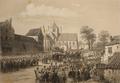 Begrafenisstoet van Marie Louise in Laken, 1850.png