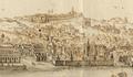 Belém e Ajuda - Vista e perspectiva da Barra, Costa e Cidade de Lisboa (Bernardo de Caula, 1763).png