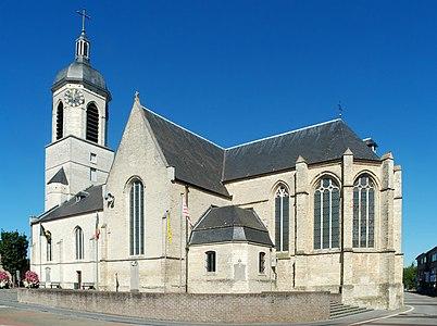 België - Haacht - Sint-Remigiuskerk - 01.jpg