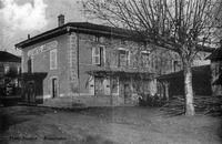 Bellegarde poussieu, vers 1930, p 22 l'Isère les 533 communes - photo Jacotey Beaurepaire.tif